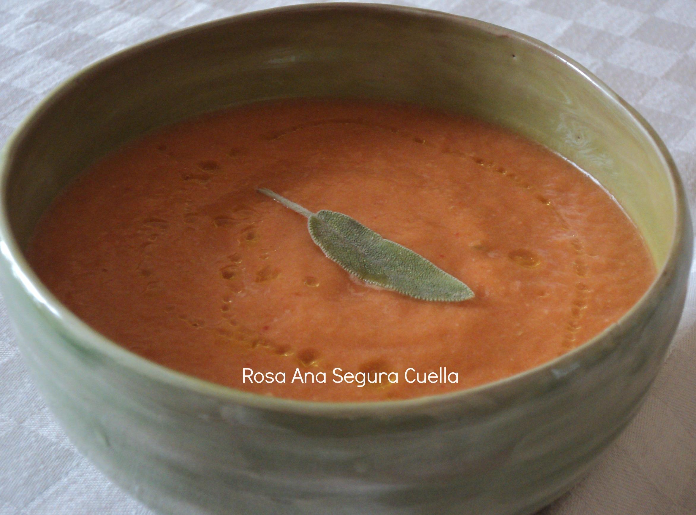 crema de cigrons i verdures bc